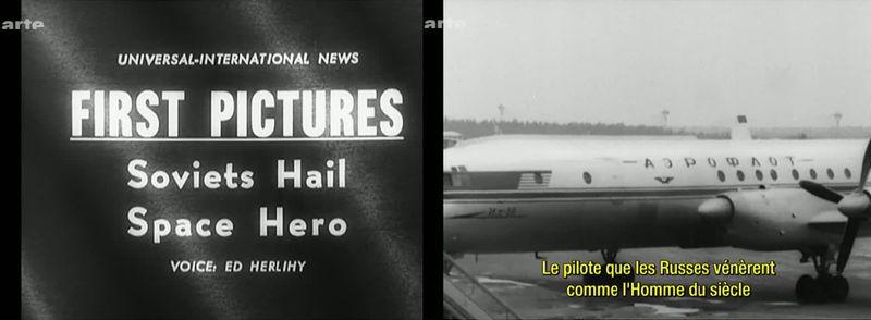 ARTE: 1961. Gagarine, premier homme dans l'espace 610