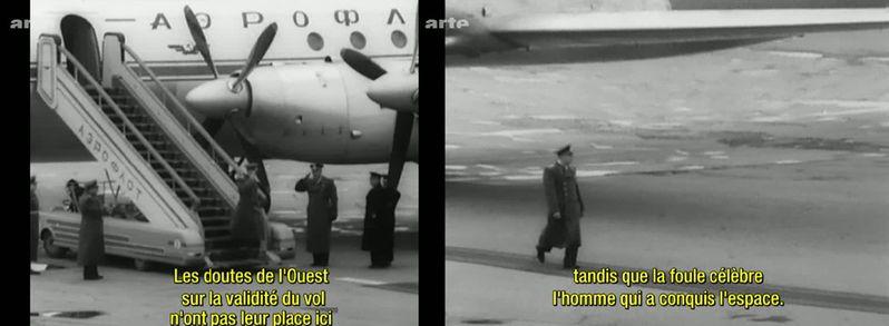 ARTE: 1961. Gagarine, premier homme dans l'espace 710