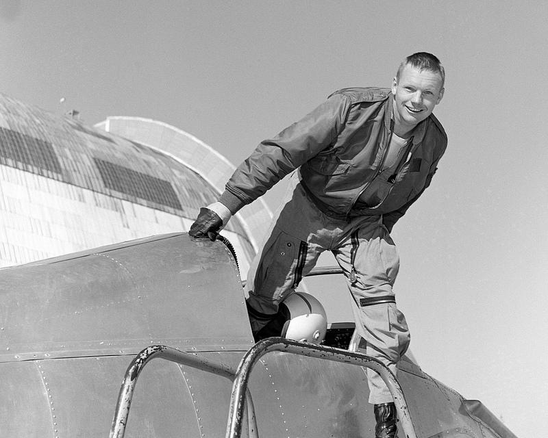 Neil Alden Armstrong - Le premier homme sur la Lune 79016510