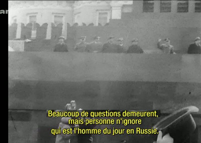 ARTE: 1961. Gagarine, premier homme dans l'espace 810
