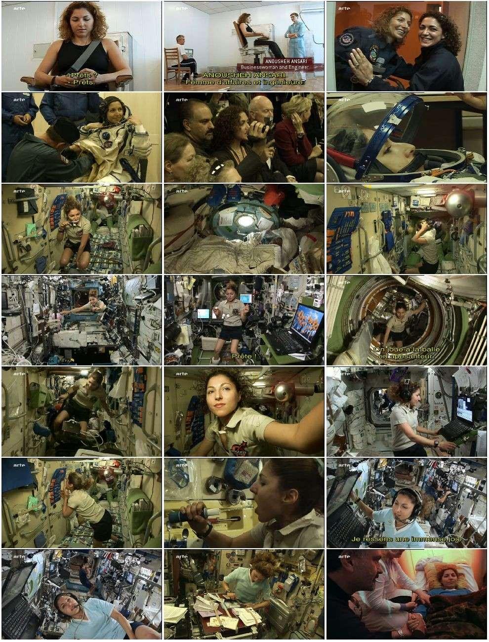 ARTE: Space Tourists Anzari10