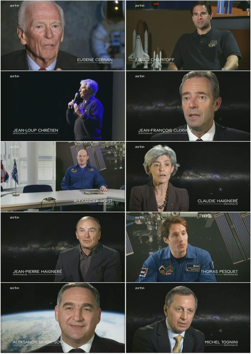 A quoi servent les astronautes? Astron10