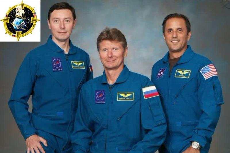 Expedition 32 - Soyouz TMA-05M - Juillet 2012 Equipa10