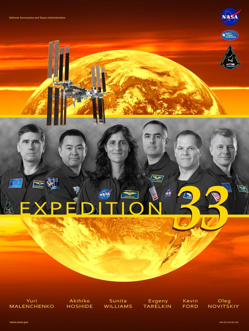 Expedition 33 - Soyouz TMA-06M - Septembre/octobre 2012 Expedi10