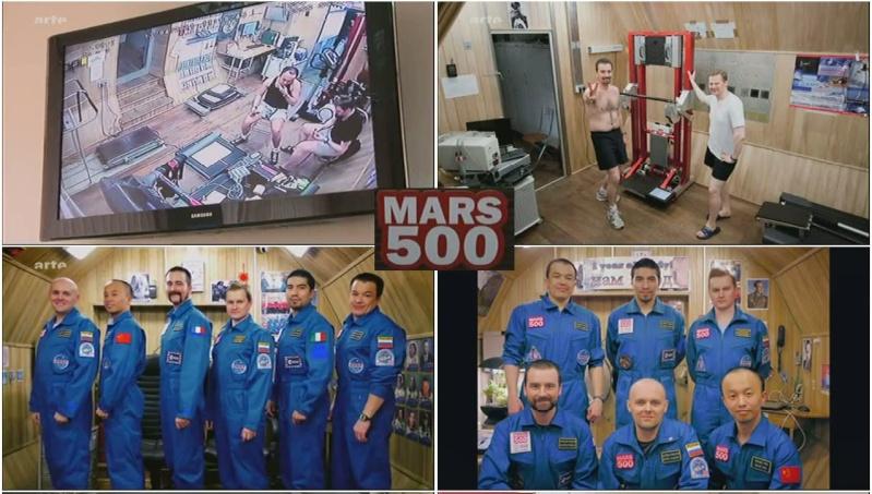 A quoi servent les astronautes? Mars-510