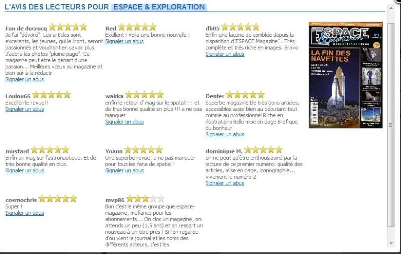 Espace & Exploration - Nouveau magazine Sans_t10