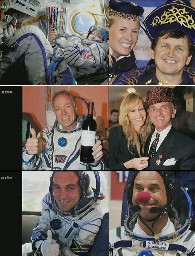 A quoi servent les astronautes? Touris10
