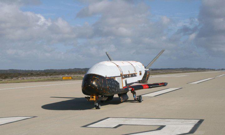 X-37 X-37b-10