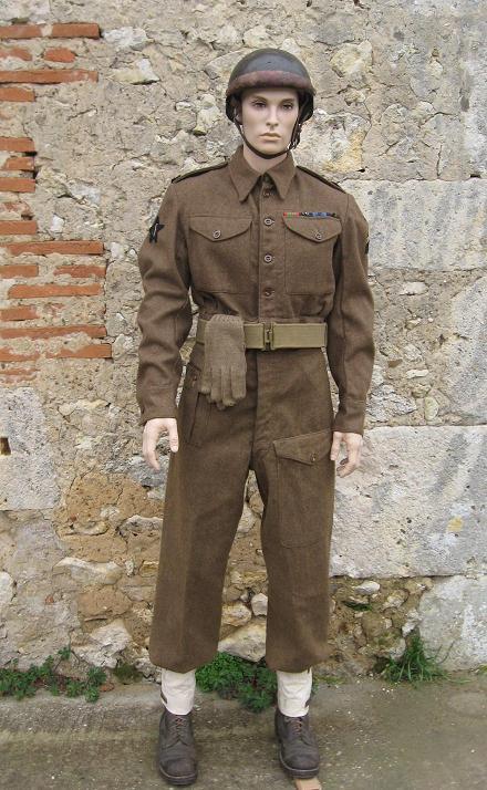 Lt de Polignac CFP 49è RI 110