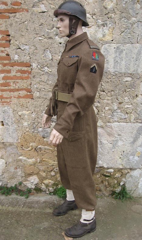 Lt de Polignac CFP 49è RI 310