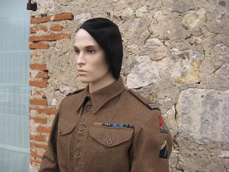 Lt de Polignac CFP 49è RI 910