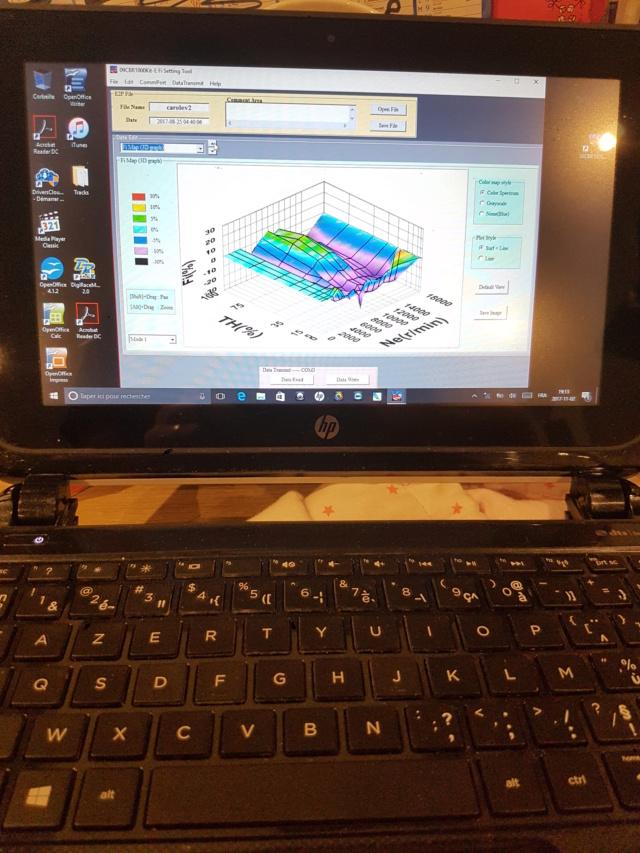 CBR 1000 RR SP 2014 / FULL EQUIPEE HRC / VENDUE 8ca23211