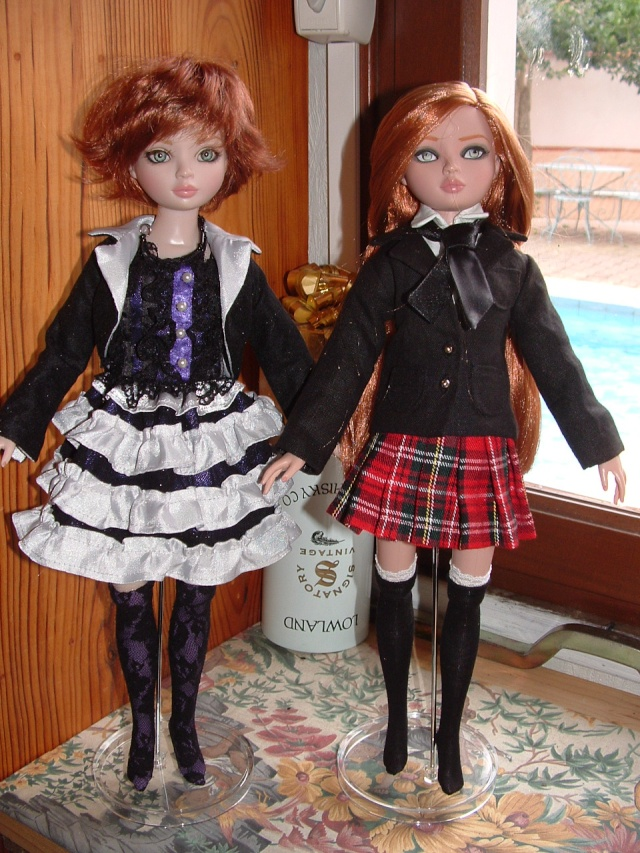 Mon Ellowyne... sa soeur... et ses cousines... Dscf0010