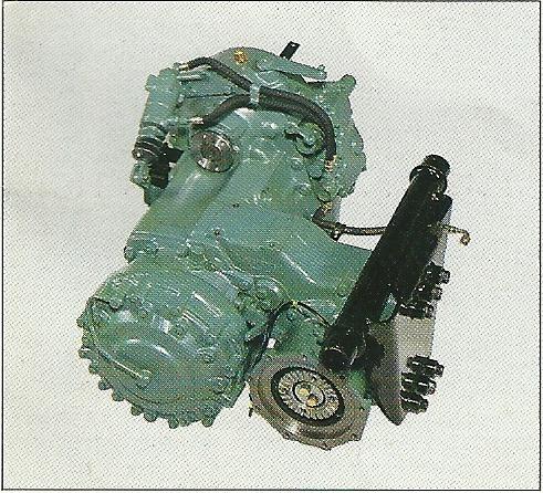 Boite de vitesse mb trac 1300 Numari11