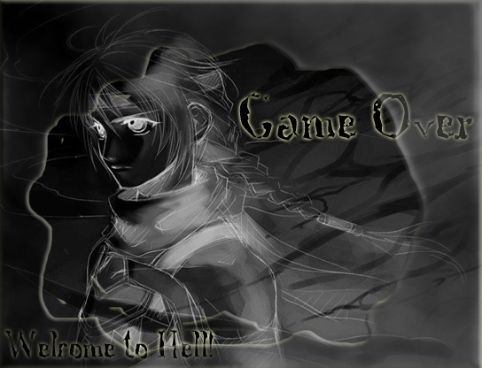 [concours] Ecran de Game-Over <Résultats> Game_o10