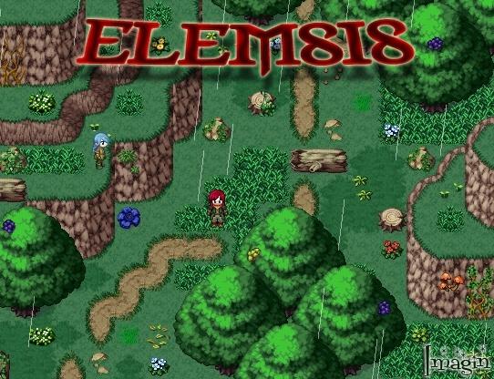 [RMVX]Elemsis Title11