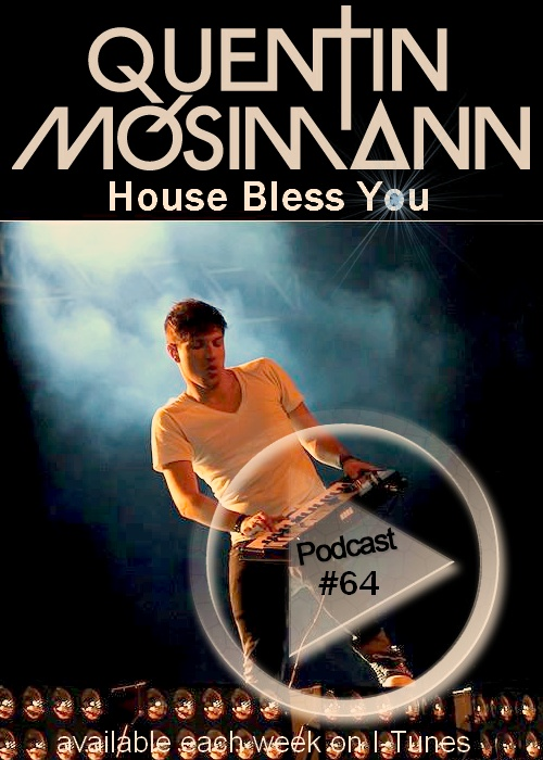 "Podcast ""House Bless You"" #64 Himi_b10"