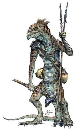 The Beastiary: Troglodyte Troglo10