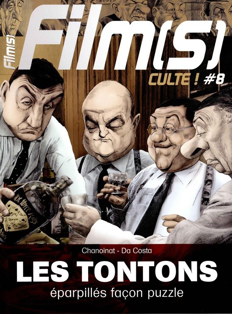 """HS film(s) culte! n° 8 """"les tontons flingueurs éparpillés façon puzzle"""" L319110"""