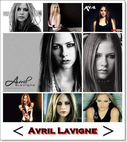 Avril Lavigne Montag10