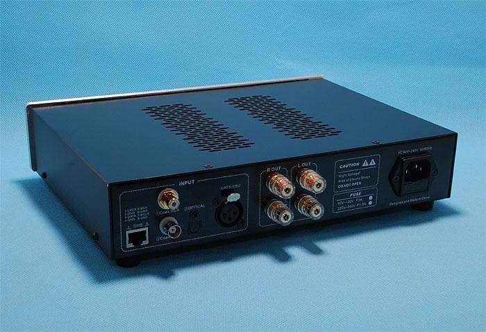 Amplificatore QLS QA-100 totally digital Qa100210