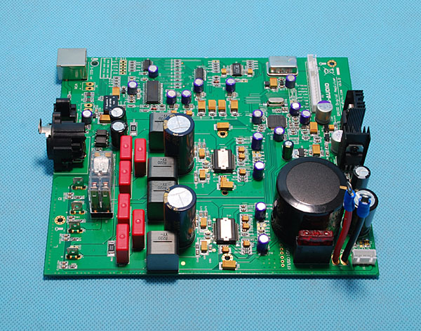 Amplificatore QLS QA-100 totally digital Qa100310
