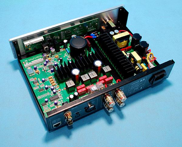 Amplificatore QLS QA-100 totally digital Qa100610