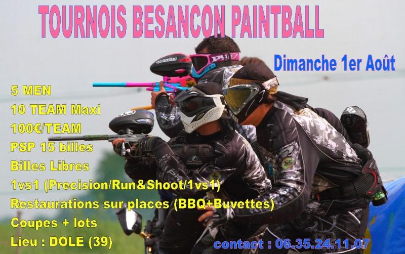 TOURNOIS BESANÇON PAINTBALL Tourno10