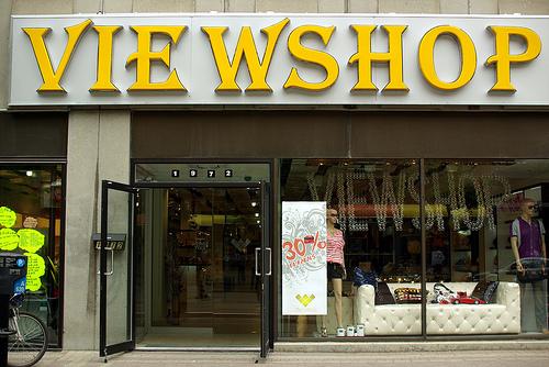 VIEWSHOP [Magasin centre d'achat asiatique] 47502410