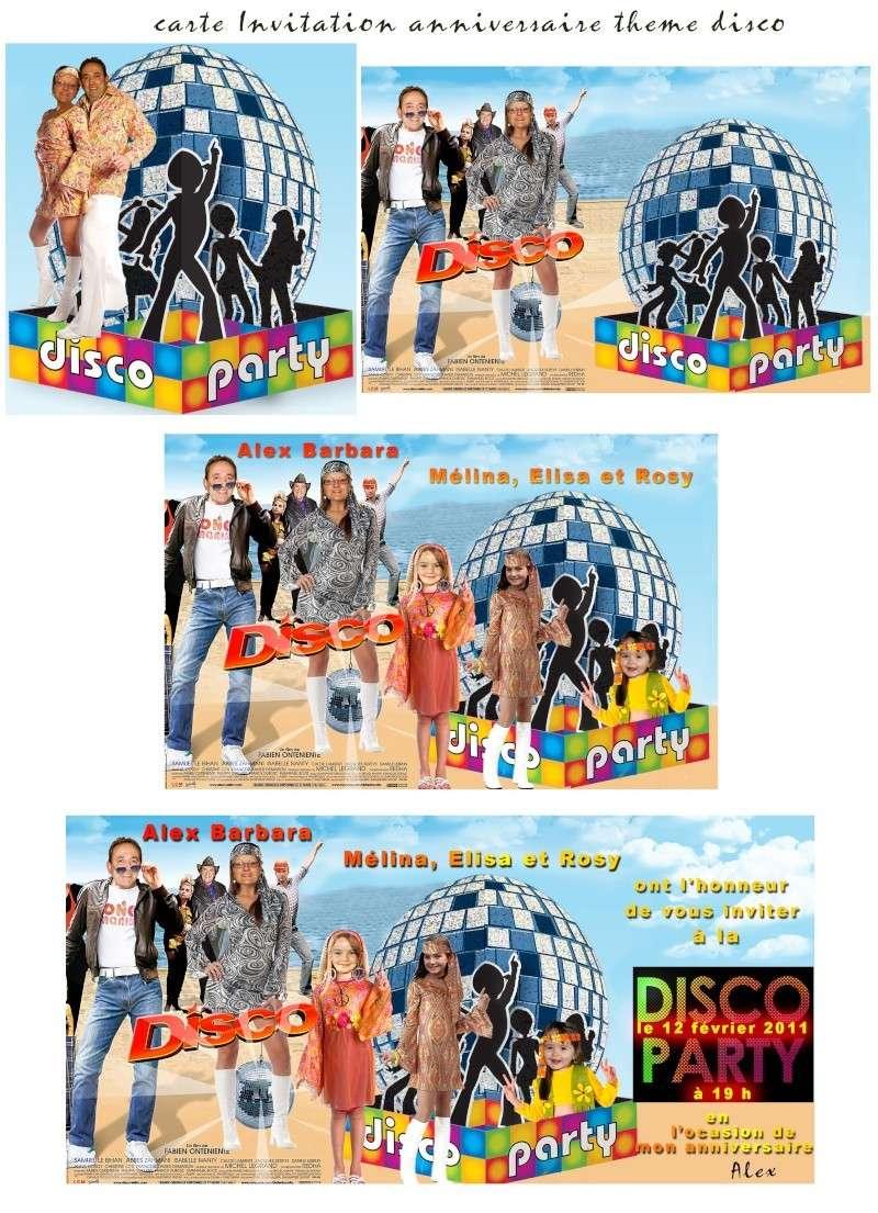 cartes anniversaire - Page 10 Disco212