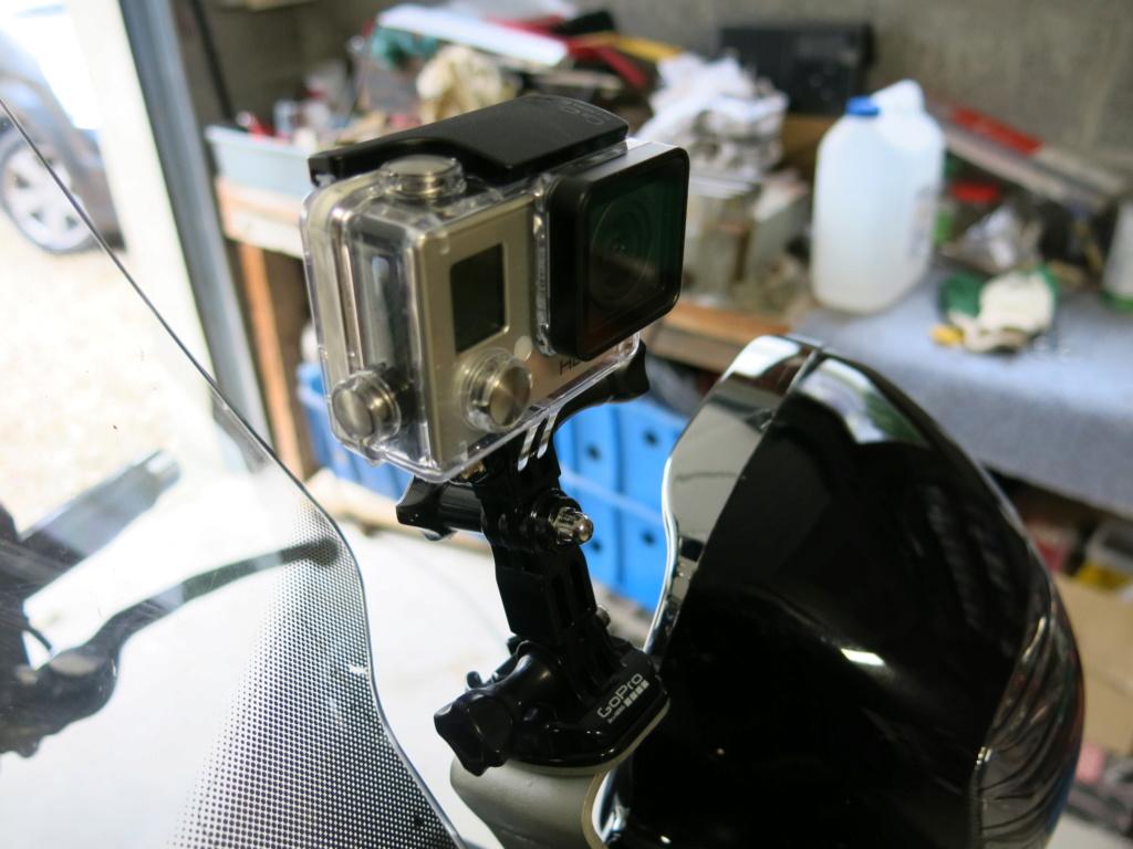 Pince support caméra sport  Img_0010