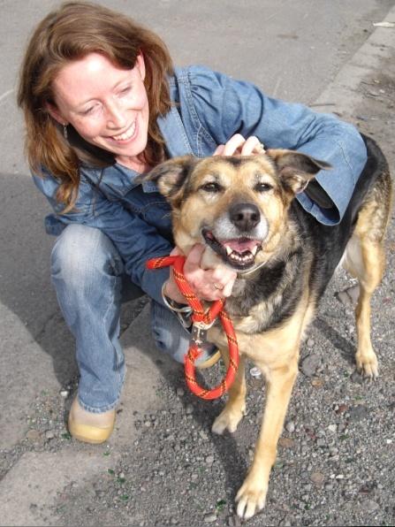 SOS pour une chienne de 11 ans !! propriétaire DECEDE - Page 2 Mel_et10