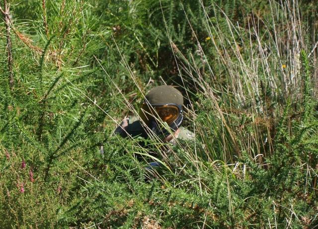 17 juillet, le bonheur c'est simple comme une partie de paintball Sniper10