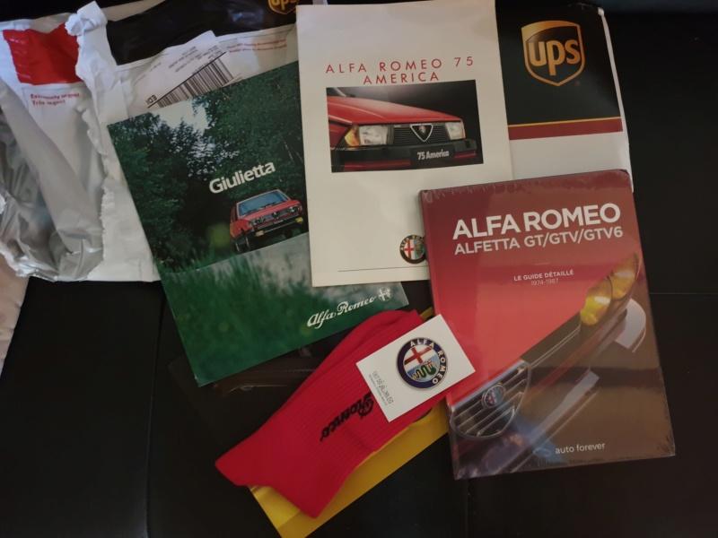 le Guide détaillé Alfa Romeo Alfetta GT/GTV/GTV6 20190612