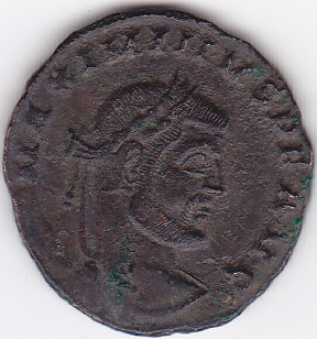 FOLLIS de billon pour MAXIMINUS II (310-313). Img15