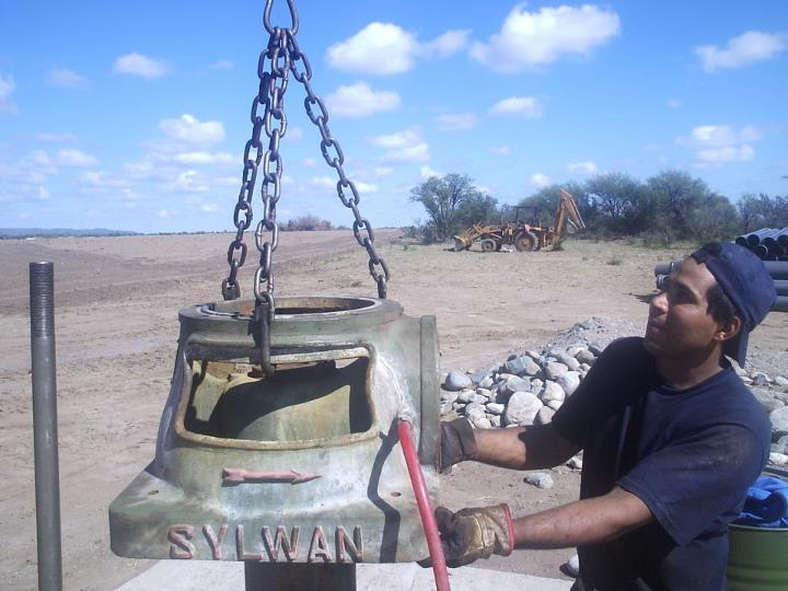 Bombas de transmisión por ejes Montan10