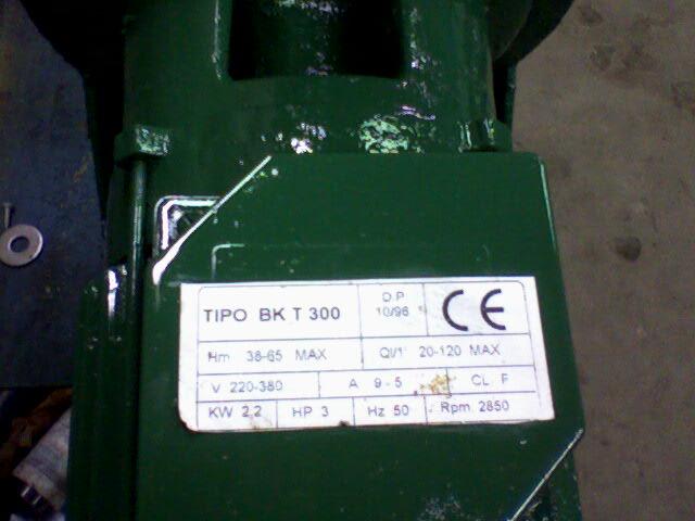 Bi-turbina Sp_a1145