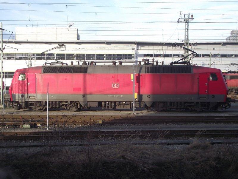 Lokschuppen München 2011_571