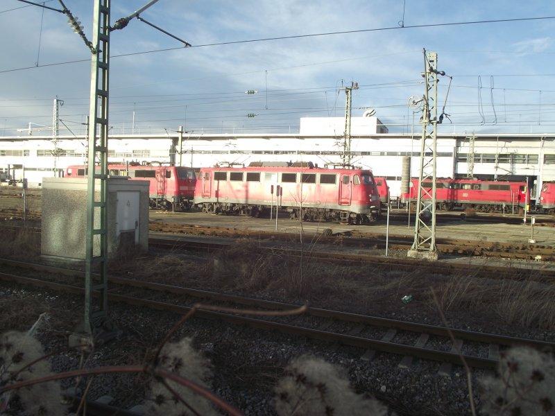 Lokschuppen München 2011_575