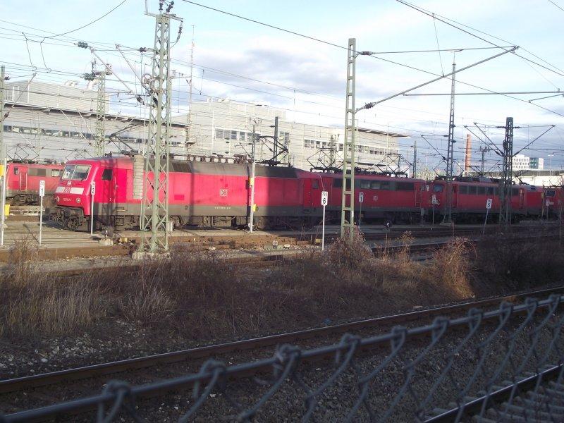 Lokschuppen München 2011_576