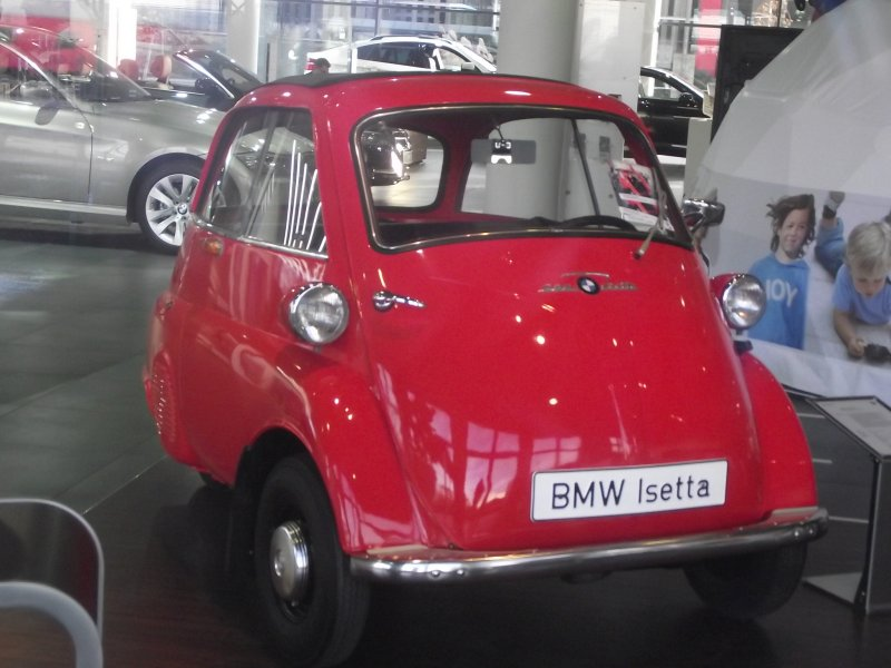 BMW Isetta 250 Export 2011_586