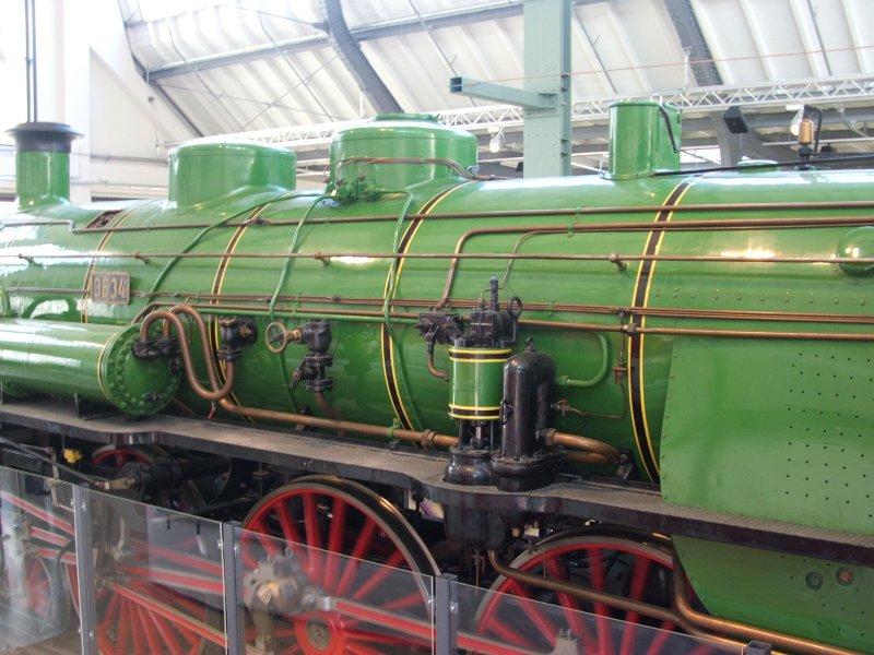 S 3/6 Die 3634 im Deutschen Museum Dscf0112