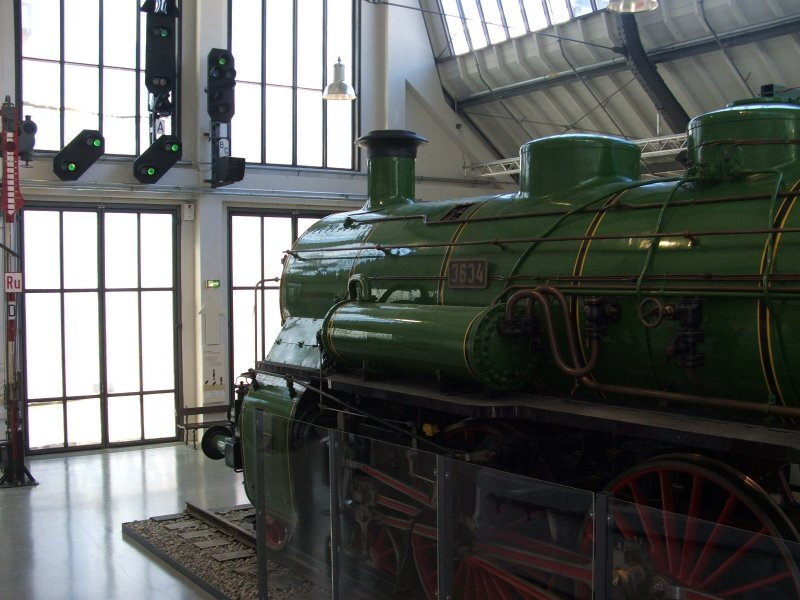 S 3/6 Die 3634 im Deutschen Museum Dscf0113