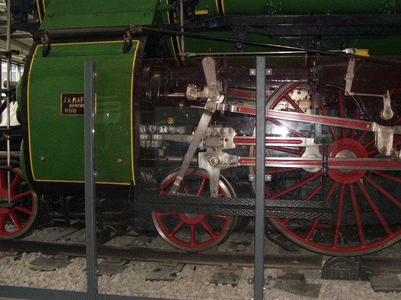 S 3/6 Die 3634 im Deutschen Museum Dscf0118