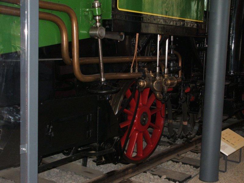 S 3/6 Die 3634 im Deutschen Museum Dscf0125