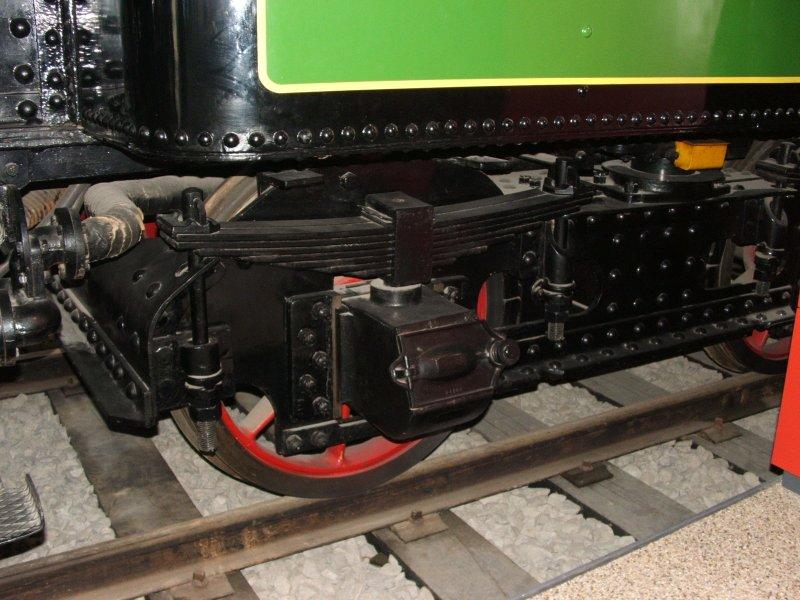 S 3/6 Die 3634 im Deutschen Museum Dscf0130