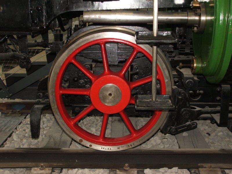 S 3/6 Die 3634 im Deutschen Museum Dscf0211