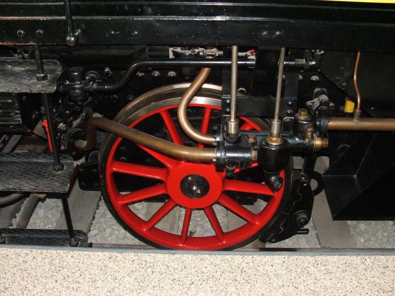 S 3/6 Die 3634 im Deutschen Museum Dscf0234