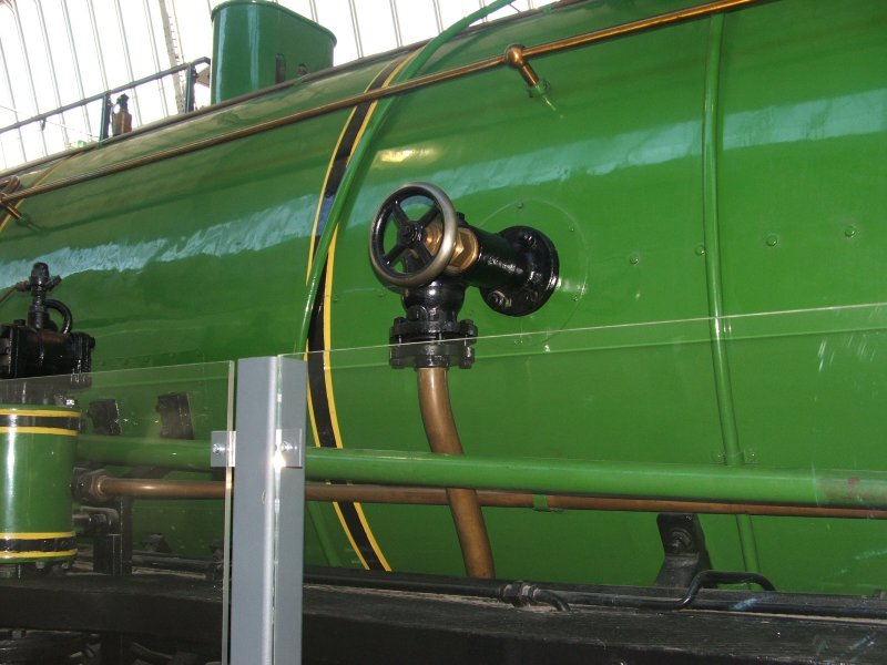 S 3/6 Die 3634 im Deutschen Museum Dscf0251