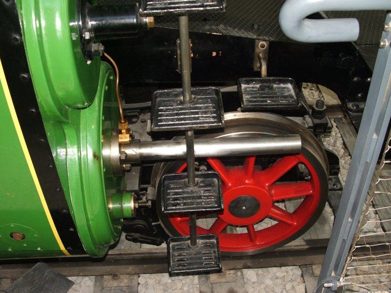 S 3/6 Die 3634 im Deutschen Museum Dscf0261